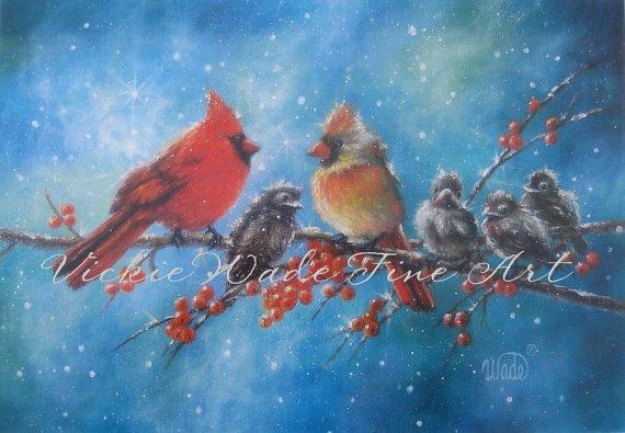 Cardinals:Vickie Wade