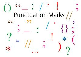 *Punctuation Marks
