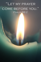 Candle:Prayer
