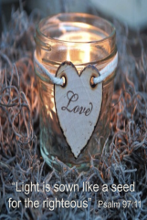 Jar Candle:Love