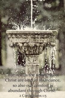 Fountain:Suffeirng