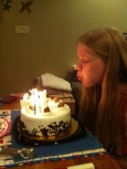 I wonder what you wished for on your 13th birthday? Mom