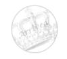 Crown Arrived Stamp