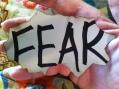 Fear in Hand