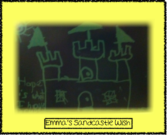 Emma Sandcastle Wish