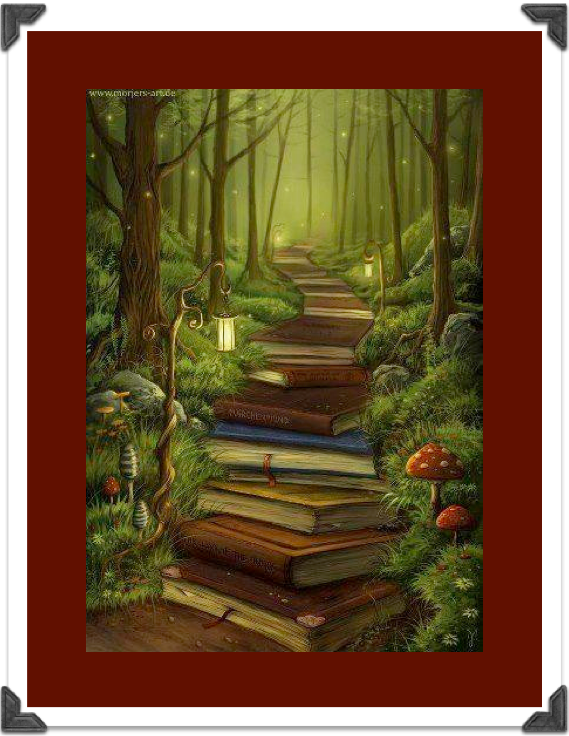 Pathway of Books