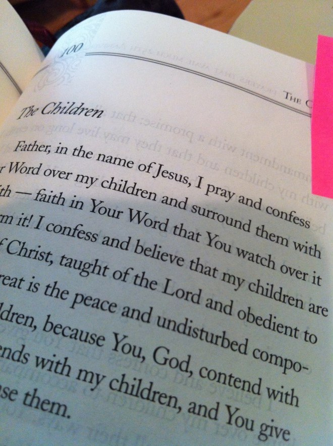 The Children Prayer
