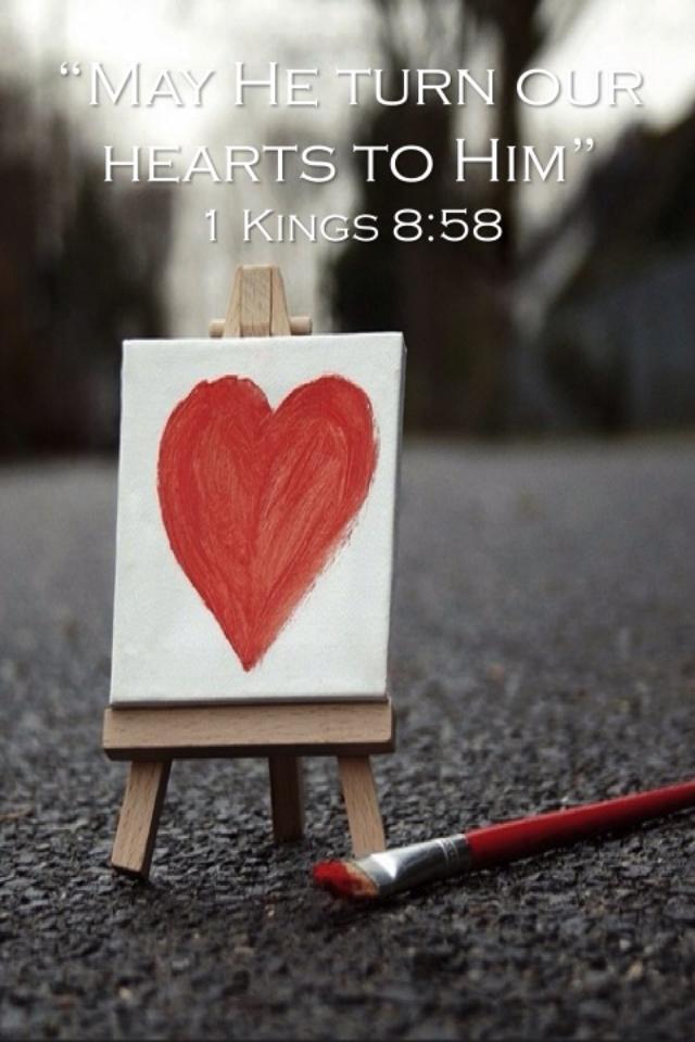 1 Kings 8:58