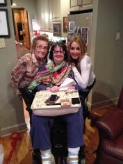 Mama Sybil, Tracey, Connie